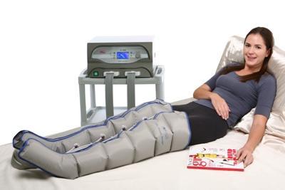 Pressoterapia Power Q-6000 Plus