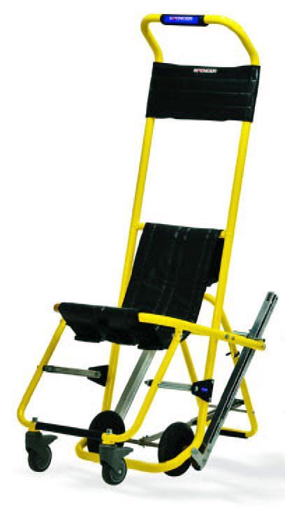 Sedia Da Evacuazione Trasporto Pazienti Feriti Disabili ...
