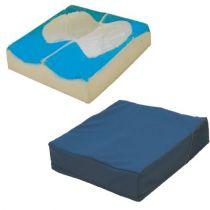 Cuscino con base anatomica preformata e fluido automodellante