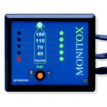 Monitox - Visualizzatore Luminoso del Contenuto di Ossigeno delle Bombole