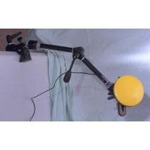 Braccio di Sostegno per Sensori Doppio Snodo
