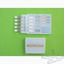 Multi-Line 7 Drug Screen 10 Test Coc/ Amp/ Met/ Thc/ Mtd/ Mdma/ Mop