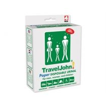 Traveljohn Wc Portatile In Carta - 800 Cc