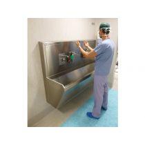 Tappetino assorbente impermeabile pretagliato per sala operatoria