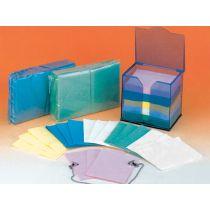 Contenitore in Plastica Colorato per Salviette