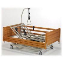 Letto a 4 Sezioni Elettrico 10.72 XXL Nursing 300