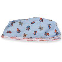 Cappellino in Cotone con Disegni Assortiti