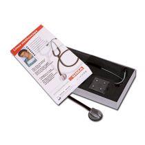 Stetoscopio Linux Nero