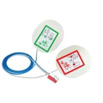 Placche Pediatriche Compatibili Per Defibrillatori Cardiac Science , GE