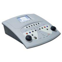 Audiometro Diagnostico Bell Plus - Aerea + Ossea + Mascheramento