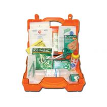 Kit Pronto Soccorso All. 2 - Valigetta Plastica: 290 X 215 X 90 Mm