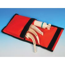 Emergency Pack - 3 Lame Monouso + Manico Plastica