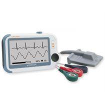 Check-Me Pro Con Holter ECG e Bluetooth