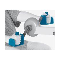 Impugnatura verticale - Per pazienti affetti da sclerosi multipla