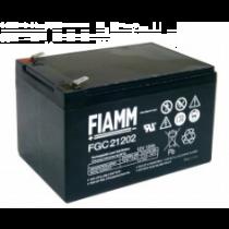 Batteria 12V/12A Fiamm Fgc21202