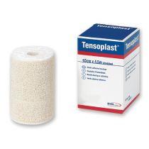 Benda Elastica Adesiva Tensoplast con Bordi Morbidi e Massa Adesiva Porosa - 4,5 M X 10 Cm