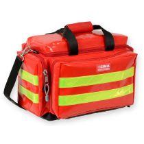 Borsa Medica Professionale per Emergenza - Piccola - Rossa