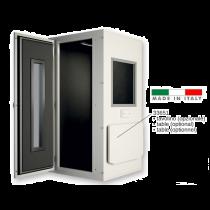 Cabina Audiometrica Pro 28 - Sistema di Ventilazione Interna - 96X96X225 Cm