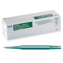 Curette Dermatologiche Diametro 2 Mm - Confezione da 20 Pezzi