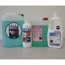 Detar Detergente disincrostante acido multiuso a base di acidi tamponati