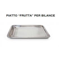 Piatto Frutta per Bilance