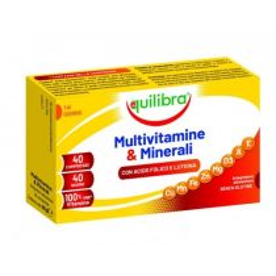Multivitamine & Minerali - Equilibra