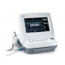 Monitor Fetale Gemellare / Toco a Colori con Stampante F6
