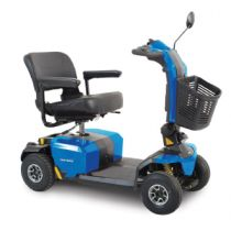 Scooter a 4 ruote Victory LX con sospensioni CTS