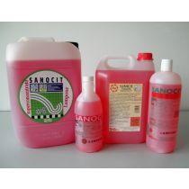 Sanocit Fresh Detergente anticalcareo sanificante per bagni - Confezione da 1 kg