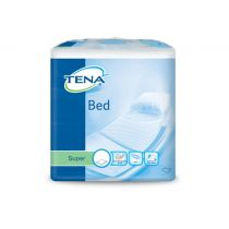 Traverse letto ultra assorbenti con rivestimento impermeabile - Tena Bed Super