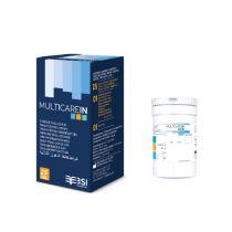 Strisce Nuovo Multicare in Trigliceridi 25 Pz.
