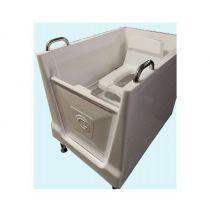 Vasca doccia per il lavaggio di pazienti attivi e semi attivi Giavazzi GV 200